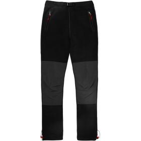 Topo Designs Fleece Broek Heren, zwart/grijs